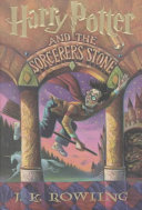 Harry Potter and the sorcerer's stone 's cover