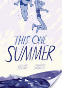 This one summer 's cover